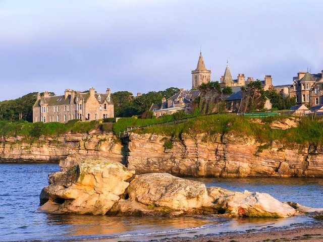 The natural beauty attracts property buyers to the north east of Fife.