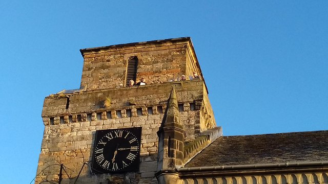 Kirkcaldy's Old Kirk is inviting locals to climb the 15th century tower at 6am on Saturday morning to welcome Spring from the top of the church with Easter songs.
