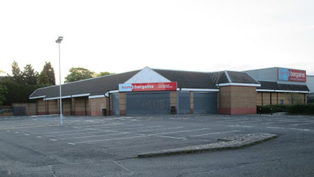 O'Brien admitted stealing household items from Home Bargains in Leven.