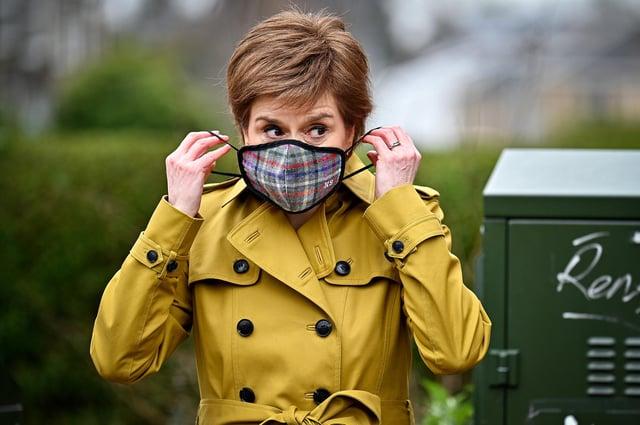 Nicola Sturgeon has wished Scotland's Muslim community 'a very happy Ramadan'.