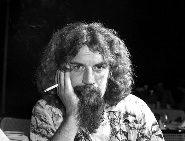 One of the fastest selling shows at the theatre came when Billy Connolly came to town.