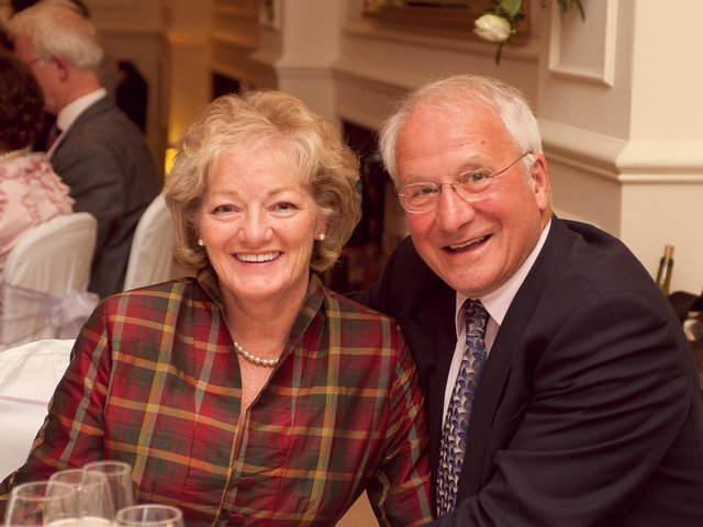 Elizabeth and Ian, who died in 2014.