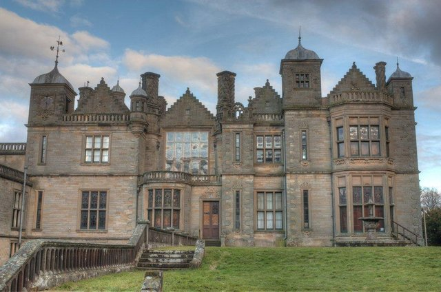 The former St Ninian;'s School in Falkland