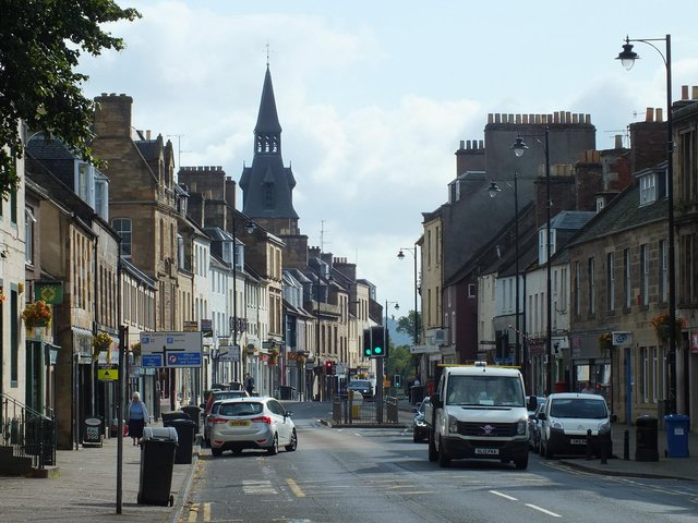 Plans have been announced for Cupar.