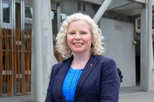 Claire Baker Labour MSP