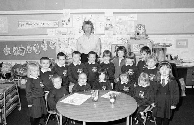 1998 Fife primary schools.