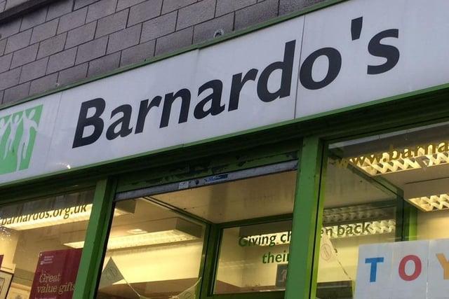 Barnardo's are appealing for volunteers.