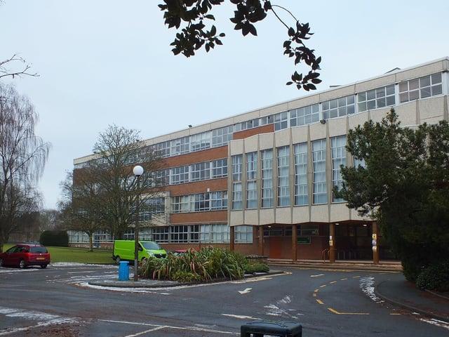 SRUC's Elmwood Campus in Cupar.