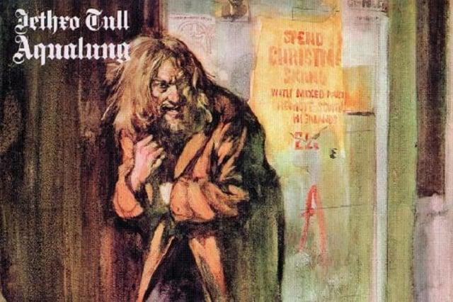 Jethro Tull's famous album, Aqualung