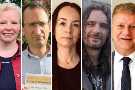 The Kirkcaldy candidates