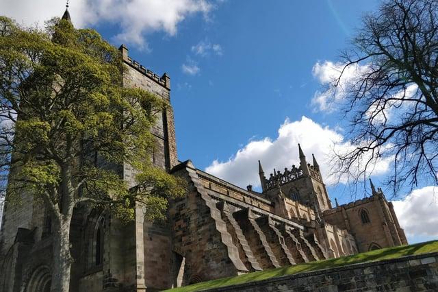 Dunfermline Abbey (Pic: Owen Brand)