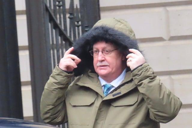 Not guilty: John Crowe
