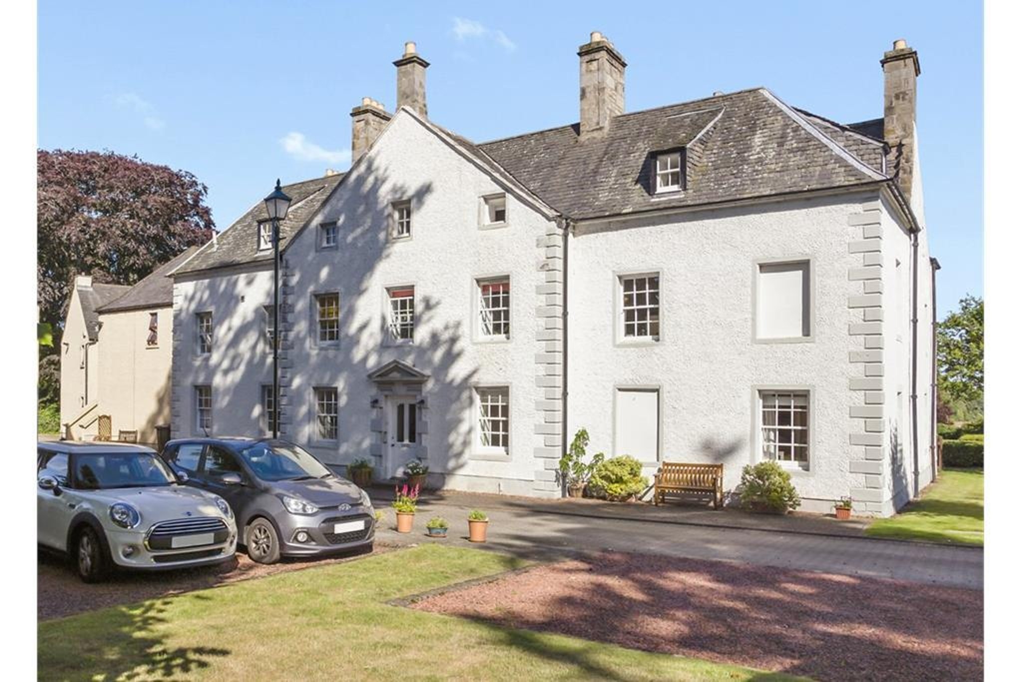 Fife property: Immaculate 5-bedroom period townhouse with a fascinating history