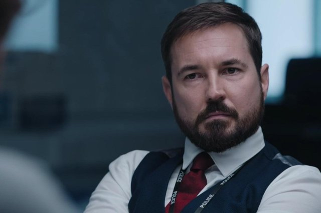 BBC drama Line of Duty is just one of the shows Billy would like to see with audio-description.