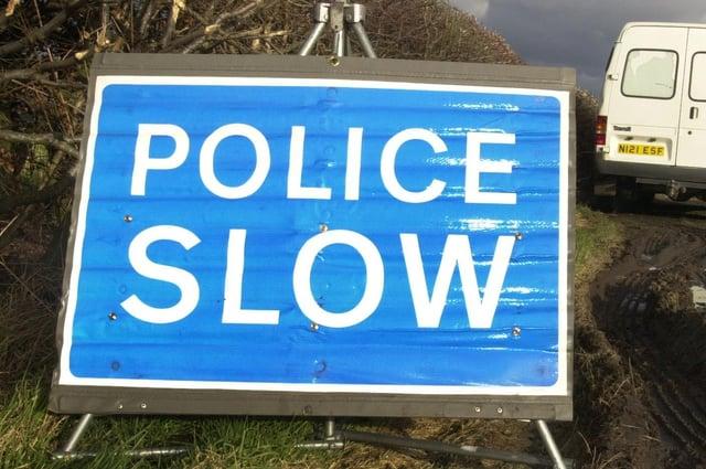 Road casualties have fallen in Fife