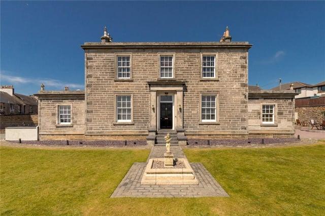 Craignairn House, Kirkcaldy.