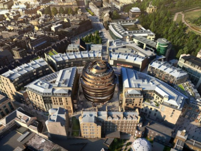 It has been announced that the first phase of St James Quarter will open on June 24, 2021