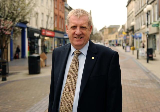 Douglas Chapman has resigned as National Treasurer for the SNP.