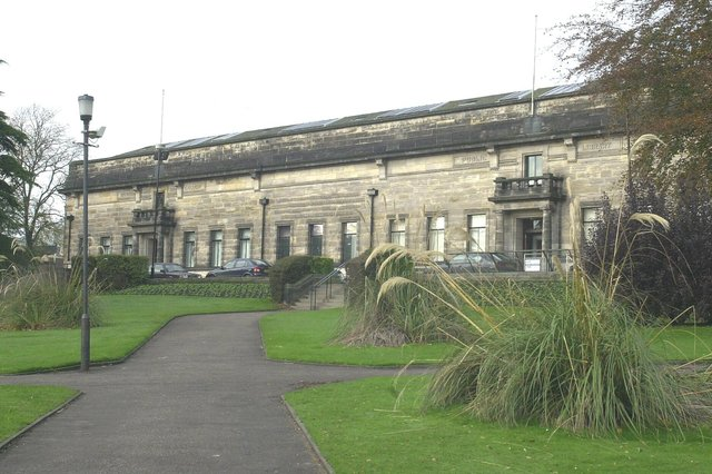 Kirkcaldy Museum and Art Gallery.