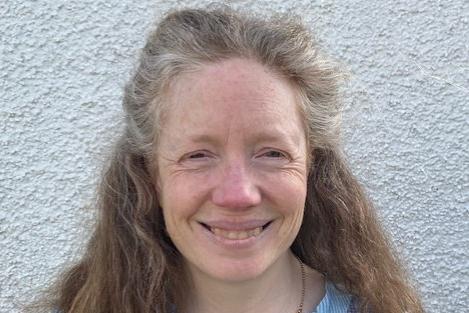 Dr Joy Tomlinson.
