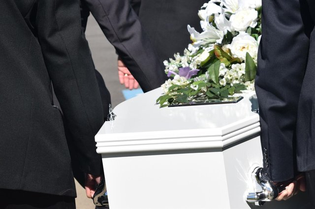 Plans to charge for live stream of funeral service shave been ditched