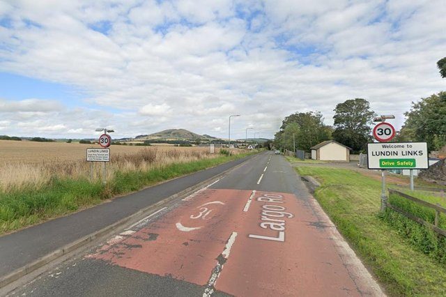 A half-mile stretch of 60mph road between Leven and Lundin Links is to be reduced to 40mph
