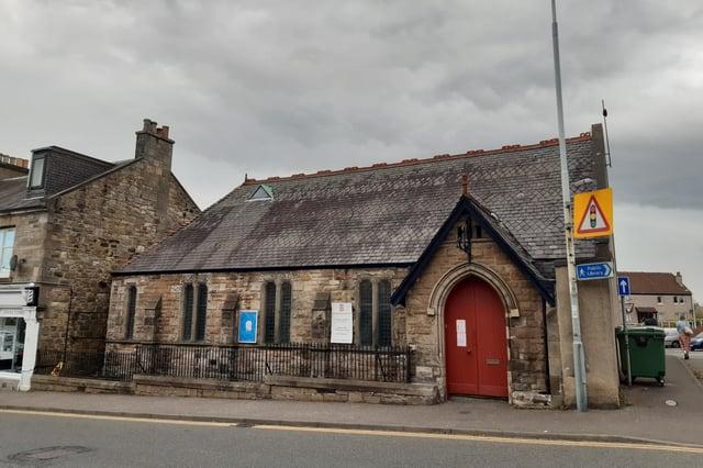 Kirkcaldy Methodist Church on St Clair Street