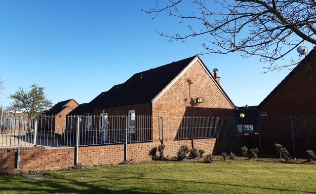 Ross Gardens retirement complex in Kirkcaldy