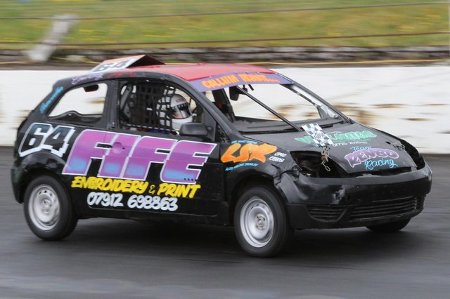 Glenrothes driver Callum Rennie is gearing up for his second season of competitive racing