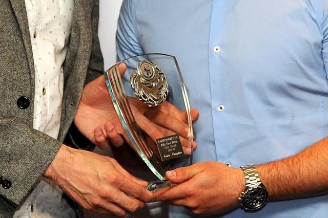 The VIBE Awards. Pic: Fife Photo Agency.