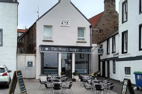 Wee Chippy, Anstruther (Pic: Richard Sutcliffe)