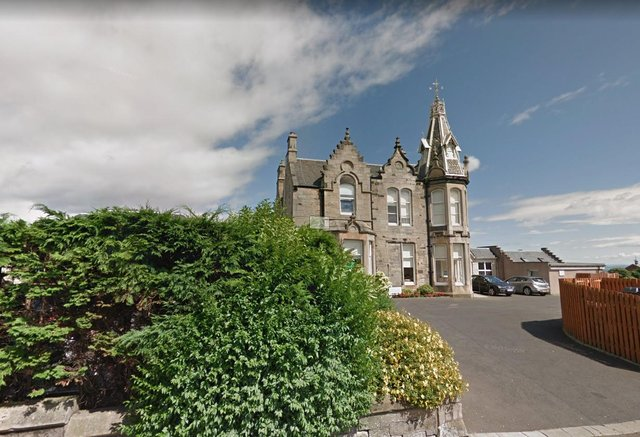 The incidents took place at the Marchmont care home in Kirkcaldy.
