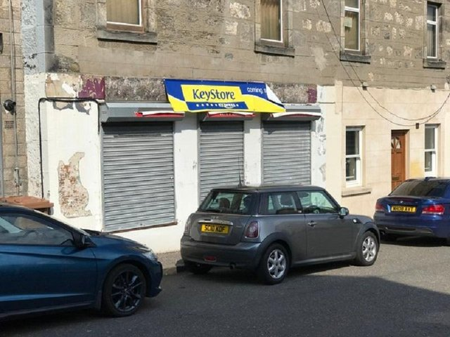 The proposed new Keystore in Dysart will be able to sell alcohol