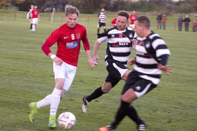 Tayport FC have started a new amateur side which they hope will create a pathway into the junior ranks for players