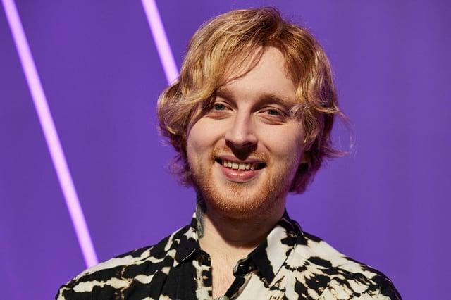 Craig Eddie, of New Carron, was crowned the winner of The Voice UK 2021. Picture: Rachel Joseph/ITV Studios.