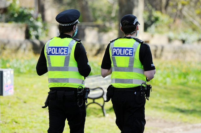 The latest police figures for Fife have been published.