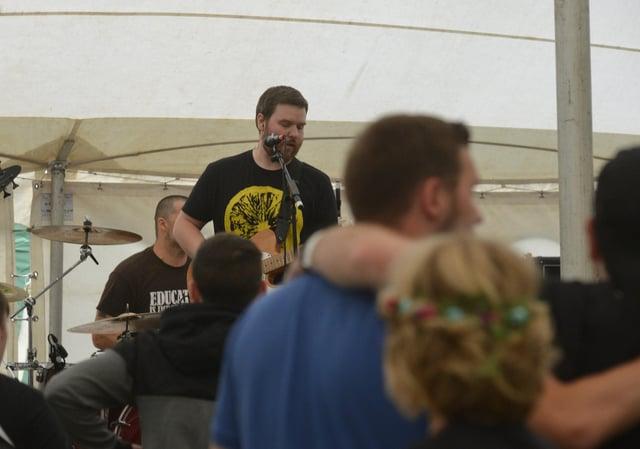 Silverburn Festival is an annual music festival. Pic: George Mcluskie.