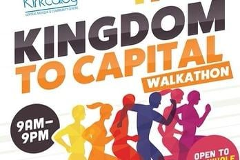 Participants will walk 30 miles to Edinburgh from Kirkcaldy to raise funds for the mosque.