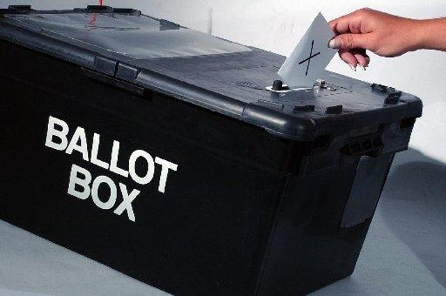 Voters are set to go to the polls.