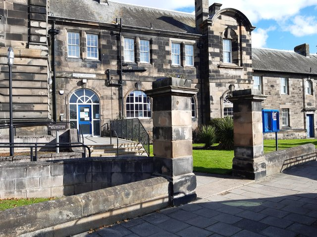 Omar Khan admitted driving a car while disqualified on Wilson Avenue, Kirkcaldy.
