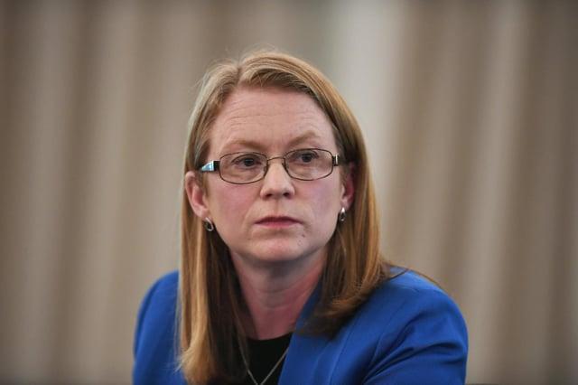 Shirley-Anne Somerville MSP. Picture: John Devlin/JPIMedia