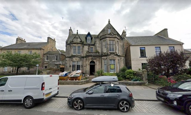 Inchcape House in St Andrews. Pic: Google.